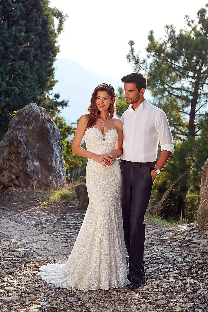 Wedding dresses in Canton